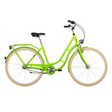 Vélo Hollandais ORTLER DETROIT 3 WAVE Vert 2019